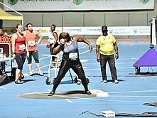 Meeting International d'athletisme 2016