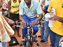 Etape 8: Tour cycliste 2016