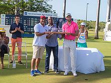 Remise des prix Open de Golf 2016
