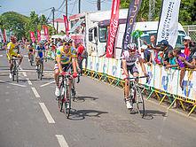 Etape 1 Tour cycliste 2016