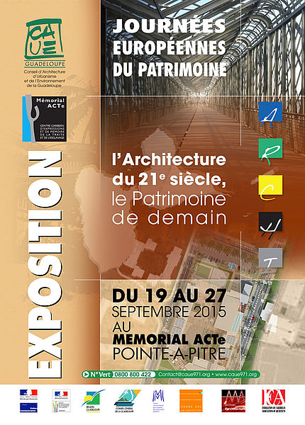 R gion guadeloupe exposition l architecture du 21 me - L architecture de demain ...