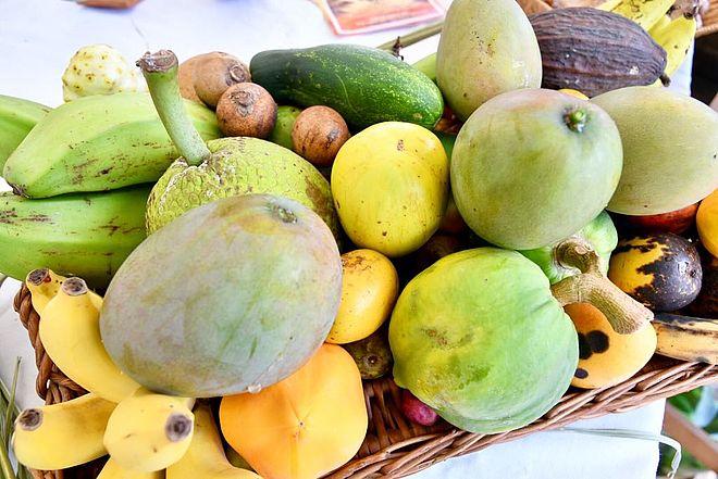 Région Guadeloupe La Guadeloupe Terre De Saveurs Et De Cultures