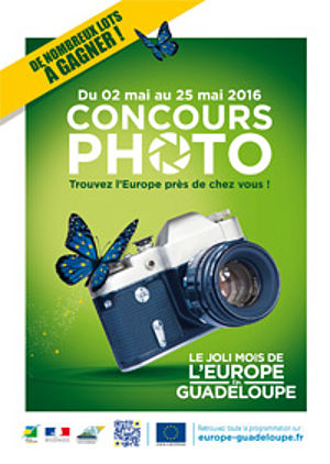 Concours photo du joili mois de l'Europe