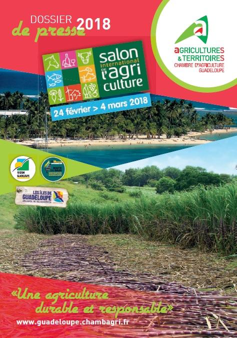 R gion guadeloupe salon de l 39 agriculture 2018 paris for Salon agriculture bruxelles