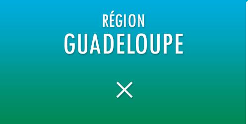 Site de la région Guadeloupe
